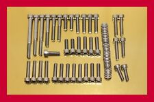 Suzuki Intruder VS 600 Stainless Steel Bolt-kit Screws Motor Engine Cover VS600