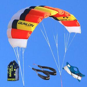 1.5㎡ Basic Sport Traction Kites Power for Beginners Outdoor Kitesurfing Kites