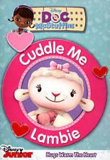 Doc McStuffins: Cuddle Me Lambie (DVD, 2015)