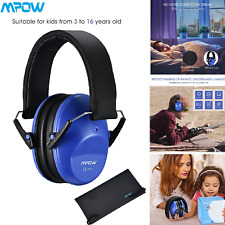Mpow Kids Ear Protection Safety Ear Muffs Noise Reduction for Shooting Sleeping