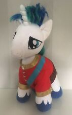 Build a Bear My Little Pony Shining Armour With Jacket Soft Plush Toy Figure Boy