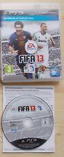 FIFA 13 Sony PS3 Comme neuf
