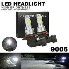 2x LED Headlight Bulbs Fog Light 6000K 9006 HB4 Foglight DRL Driving Lamp