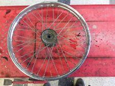 roue jante avant Yamaha 125 DT DTLC 1hr