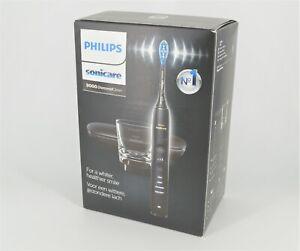 PHILIPS Sonicare DiamondClean 9000 HX9911/09 Elek. Schallzahnbürste Schwarz