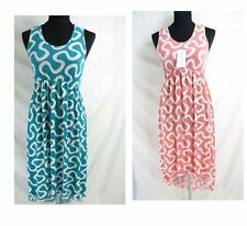 US SELLER-wholesale lot of 4 summer chic clothing high-low dresses