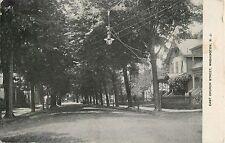 A View of the Homes on East Church Street, Washington NJ