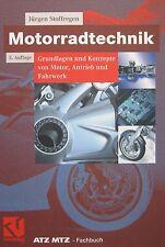 Motorradtechnik. Stoffregen