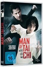 Man of Tai Chi - Dvd - Keanu Reeves/ Tiger Chen