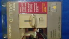 Lutron 600 Watt Dimmer 3 Way S-603PH-IV
