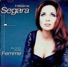 CD - HELENE SEGARA - Au nom d'une femme
