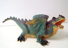 FIGURINE DRAGON CHATEAU CHATEAU FORT 2005 (9x18cm)