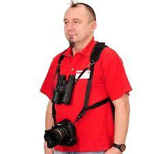 Trekking Safari Pro + Cámara Arnés para DSLR & prismáticos. Magnífico comodidad.
