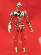 Vintage Star Wars C-3PO Droid Action Figure Complete