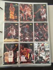 Classic Games Inc 1994 Draft Basketball Trading Cards 10 Card Lot