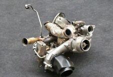 Audi A6 4G A7 4G 3.0 Tdi 313 hp Turbocharger Turbo 059 145 653 H / 059 145 654 H