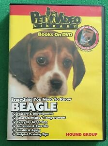 Pet Video Library: Everything You Need to Know - BEAGLE DVD