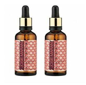 Lot of 2 Josie Maran Moroccan Argan Body Oil Moroccan Escape 1.7 oz / 50 ml