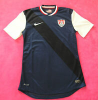 Nike~USA UNITED STATES Football Soccer shirt PLAYER ISSUE AUTHENTIC Jersey~Sz XL