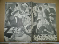 BIG JIM McLAIN, Austrian Film program [John Wayne, Nancy Olson, James Arness]