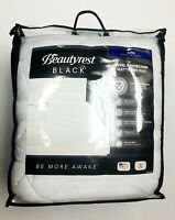 Beautyrest Black King Size Mattress Pad Total Protection Waterproof 76 x 80 in