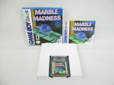 MARBLE MADNESS US Version Game Boy Color Nintendo Game bcb gb