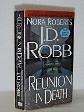 Reunion in Death by J. D. Robb Mystery Thriller Paperback  0425183971