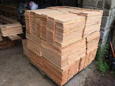 50 m2 LARCH ROOF/WALL SHINGLES