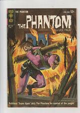 Phantom  #7  VF 1964 Gold Key comic