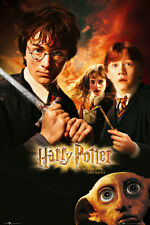 Harry Potter And The Chamber Of Secrets - Movie Poster (Regular Style)