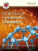 Grade 9-1 GCSE Combined Science for Edexcel Chemistry Student Book with On NEU