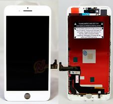"White IPHONE 7 Plus 5.5"" LCD Digitizer OEM Replacement Touch Screen Assembly"