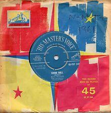 BERT WEEDON      CHINA DOLL/ RED GUITAR      UK HMV   60s POP INSTR.