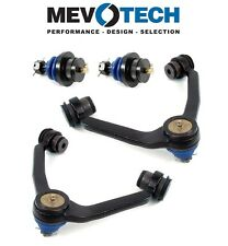For Ford F-150 Navigator 4WD Front Upper Control Arms Lower Ball Joints Mevotech
