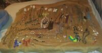 LOT OF 100 PIECES of Costume Jewelry New & Old-Neclaces, Bracelets, & more
