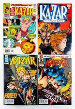 Ka-Zar #-1, 1, 2 + #1 Savage Land (1997 Marvel) Lord of the Savage Land! NM