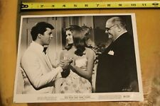FOR THOSE WHO THINK YOUNG 1964 James Darren Rare Cr8(p) OG Vintage Surfing PHOTO