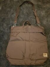 Mens/Womans Medium Size Brown LYLE & SCOTT Shoulder Bag Ideal For Books/Laptop