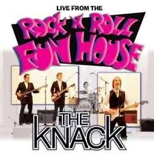 CDs de música rock 'n' roll Live
