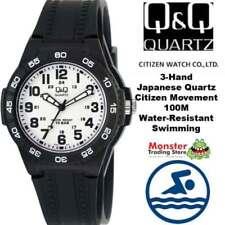 Q&Q Quartz (Battery) Plastic Case Watches