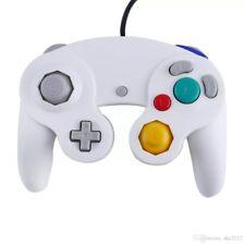 Manette pour Nintendo Wii, Wii U et Gamecube - Blanc