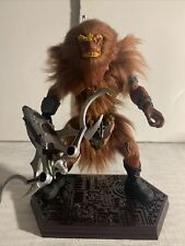 200X NECA HE MAN MOTU MASTERS OF UNIVERSE GRIZZLOR STACTION MINI STATUE COMPLETE