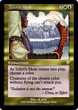TEFERI'S MOAT Invasion MTG Gold Enchantment RARE