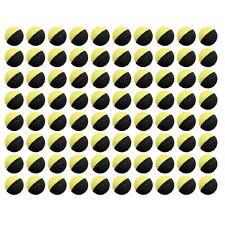 Nerf Rival Zeus Apollo Refill Toy Compatible Gun Bullet Ball 10pcs yellow/black