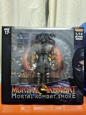 STORM COLLECTIBLES MORTAL KOMBAT SMOKE 1/12 FIGURE  NYCC 2018 EXCLUSIVE