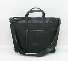 VERSACE Men's Weekend Black Holdall Sports Gym Brand New Duffel Bag FREE P&P E3