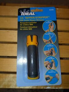 Ideal Lil' Ripper/Stripper (45-025) NM Cable Romex wire - NEW