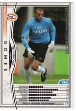 figurina CARD WCCF EUROPEAN CLUB 2004/05 PANINI NEW 97 PSV EINDHOVEN GOMES