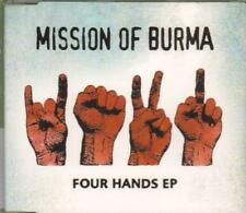 Mission of Burma(CD Single)Four Hands Ep-New