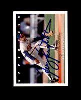 Terry Pendleton Hand Signed 1993 Upper Deck Atlanta Braves Autograph
